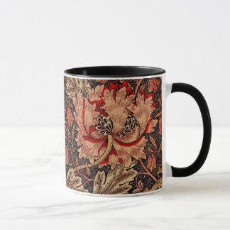 Honeysuckle William Morris Pattern Mug