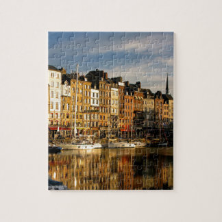 Honfleur, France Jigsaw Puzzle