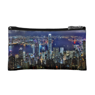 Hong Kong At Knight Bag Cosmetic Bags