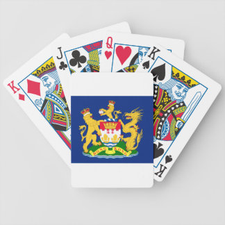 Hong Kong Autonomy Movement Flag Poker Deck