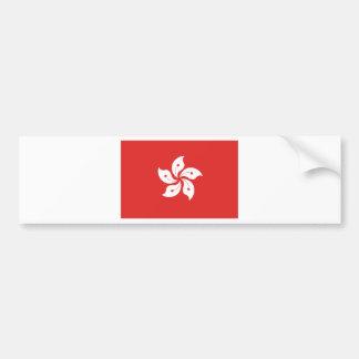 Hong Kong Bumper Sticker