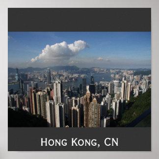 Hong Kong, China Print