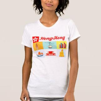 hong kong city world cities tshirt various colors