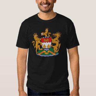 Hong Kong Coat of Arms (1959) Shirts
