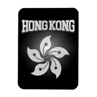 Hong Kong Coat of Arms Magnet