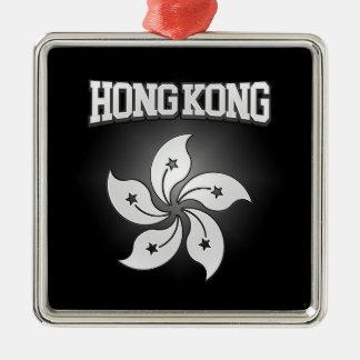 Hong Kong Coat of Arms Metal Ornament