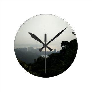 Hong Kong Dawn Clock