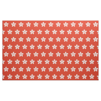 Hong Kong Flag Fabric