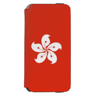 Hong Kong Flag Incipio Watson™ iPhone 6 Wallet Case