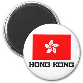 Hong Kong Flag Fridge Magnets