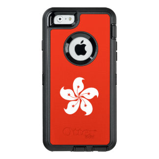 Hong Kong Flag OtterBox iPhone 6/6s Case
