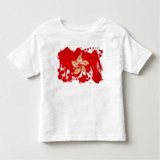 Hong Kong Flag Toddler T-Shirt