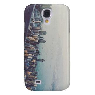 Hong Kong From Above Galaxy S4 Cover