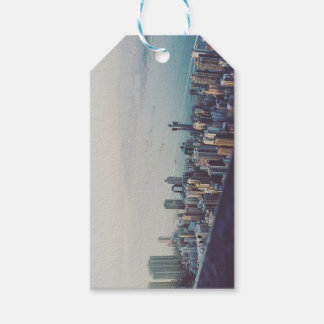 Hong Kong From Above Gift Tags