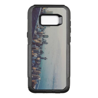 Hong Kong From Above OtterBox Commuter Samsung Galaxy S8+ Case