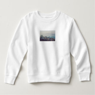 Hong Kong From Above Sweatshirt