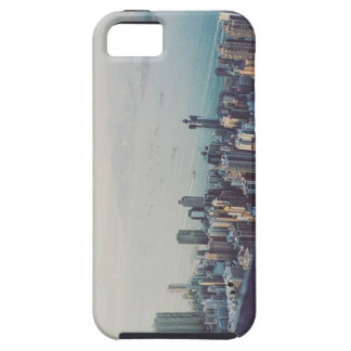 Hong Kong From Above Tough iPhone 5 Case