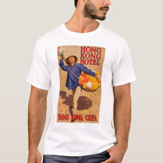 Hong Kong Hotel T-Shirt