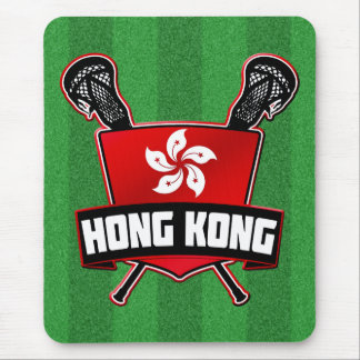Hong Kong Lacrosse Mouse Pad