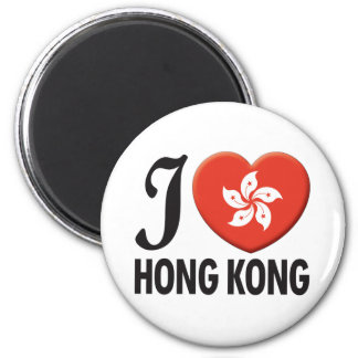Hong Kong Love Magnet