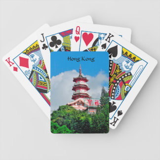 Hong Kong Pearl of the Orient Playing Cards