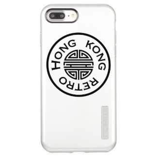Hong Kong Retro: Logo Metallic Phone Case