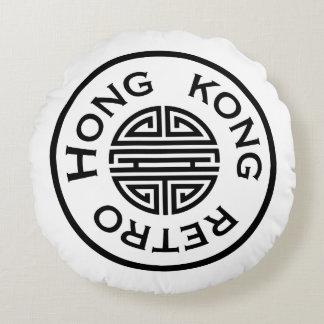Hong Kong Retro: Logo Pillow