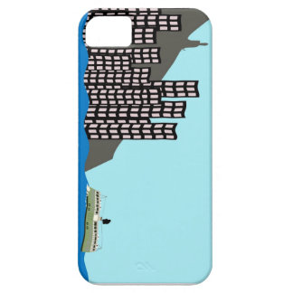 Hong Kong Skyline Case For The iPhone 5