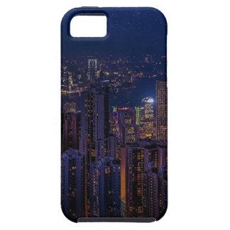 Hong Kong Skyline iPhone 5 Covers