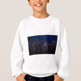 Hong Kong Skyline Sweatshirt