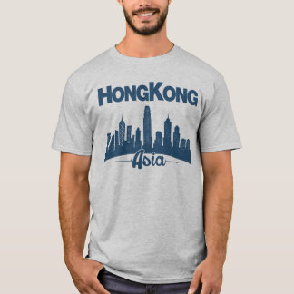 Hong Kong Skyline T-Shirt