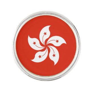 Hong Konger Flag Lapel Pin