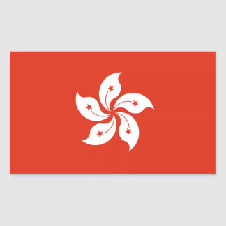 Hong Konger Flag Stickers