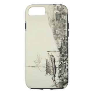 Hong Shang, plate 17 from 'Sketches of China', eng iPhone 7 Case