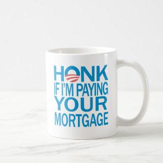 Honk AntiObama Coffee Mug