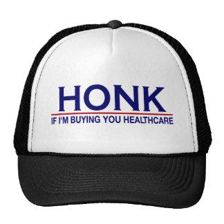 Honk Healthcare (Obamacare) Cap