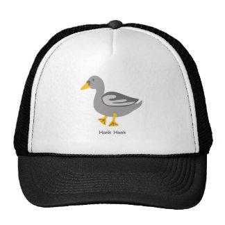Honk. Honk. Goose Mesh Hats