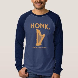 Honk Long-Sleeved Raglan T-Shirt