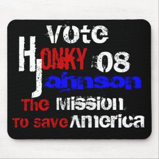 Honky Johnson 08 Mousepad