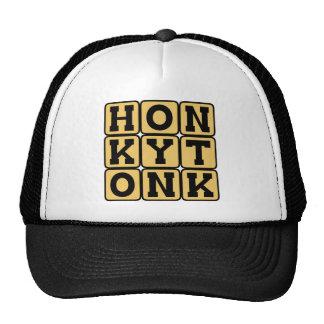 Honky Tonk, Music Genre Cap