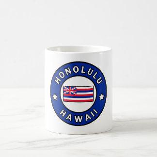 Honolulu Hawaii Coffee Mug