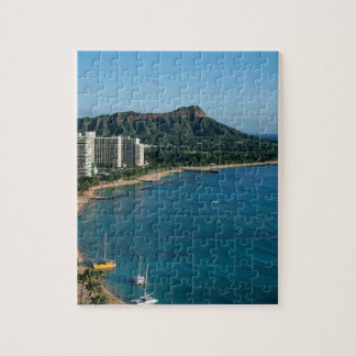 Honolulu Hawaii Jigsaw Puzzle