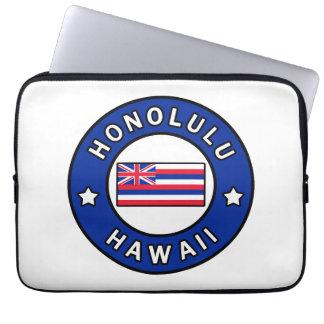 Honolulu Hawaii Laptop Sleeve