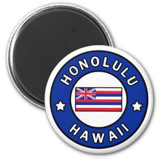 Honolulu Hawaii Magnet