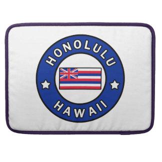 Honolulu Hawaii Sleeve For MacBook Pro