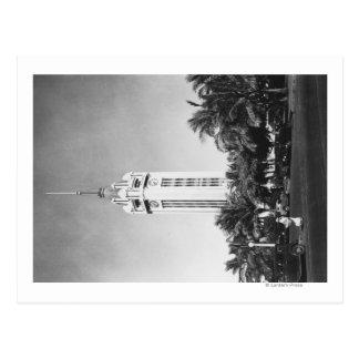 Honolulu, Hawaii - The Aloha Tower Photograph Postcard
