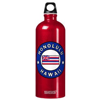 Honolulu Hawaii Water Bottle