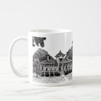 Honolulu House, Marshall Mich Coffee Mug