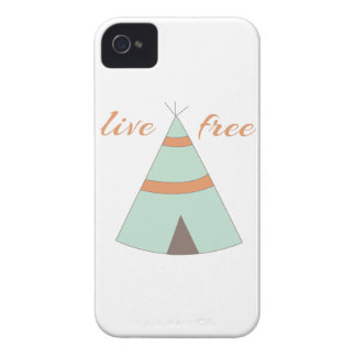Honor American Indian heritage with a sweet teepee iPhone 4 Case-Mate Cases