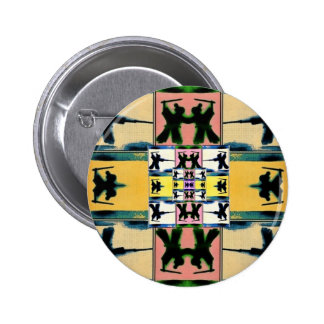 Honor Lives On Warhol Samurai by Volente Pinback Buttons